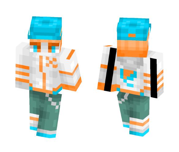 Trickster Batter ~ OFFstuck - Male Minecraft Skins - image 1