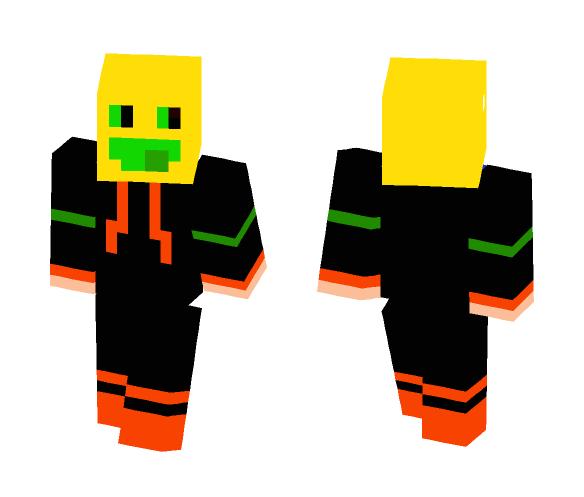 notopojehalespokoksiezioekxdpl - Male Minecraft Skins - image 1