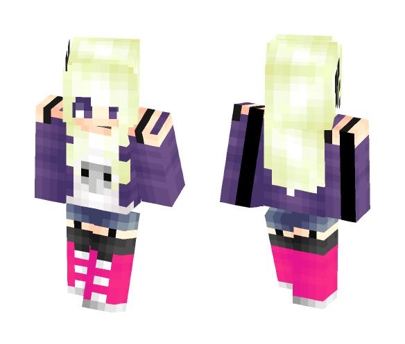 Alice - Female Minecraft Skins - image 1
