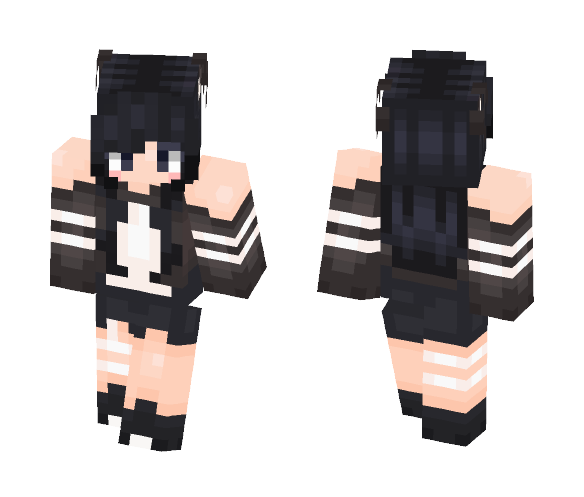 I'm back (/owo)/ - Female Minecraft Skins - image 1