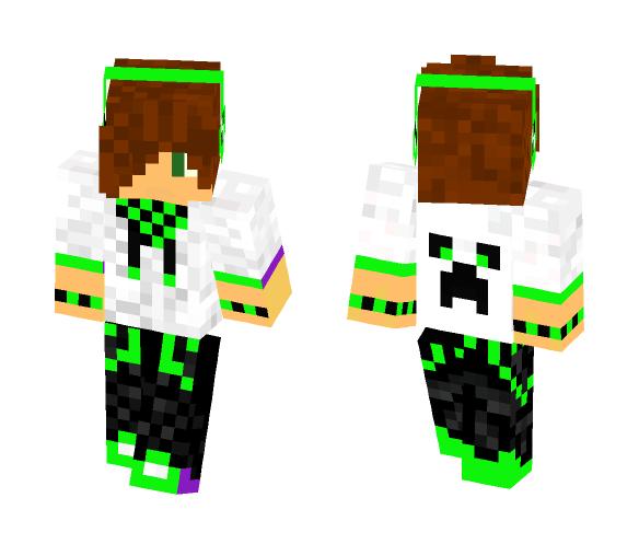 Gamer Guy - Male Minecraft Skins - image 1