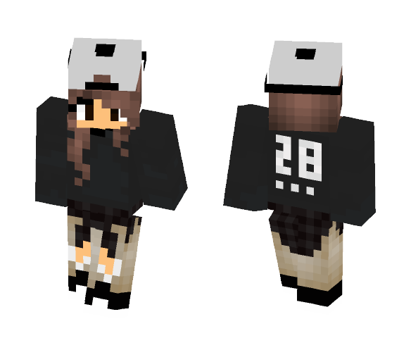 Another OC? - Female Minecraft Skins - image 1