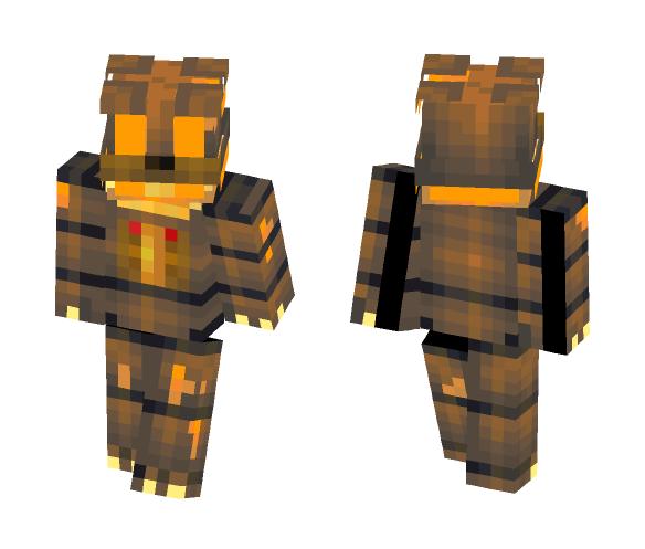 FNaF World Jack-O-Bonnie - Male Minecraft Skins - image 1