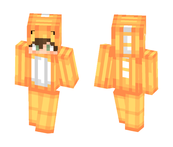 /nyufy/ ~Dino (boy version)~ - Male Minecraft Skins - image 1