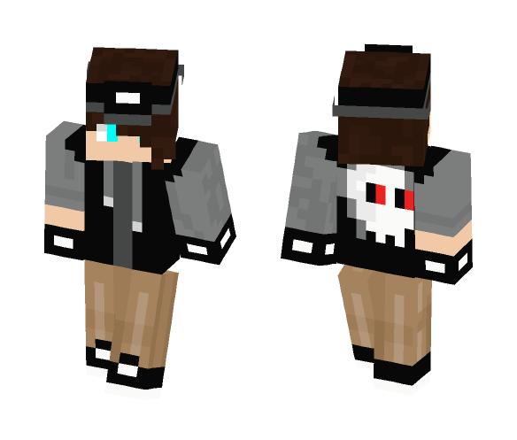 BadBoy - Male Minecraft Skins - image 1