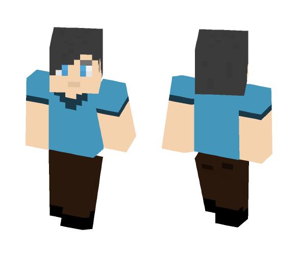Mr. Nobody - Male Minecraft Skins - image 1