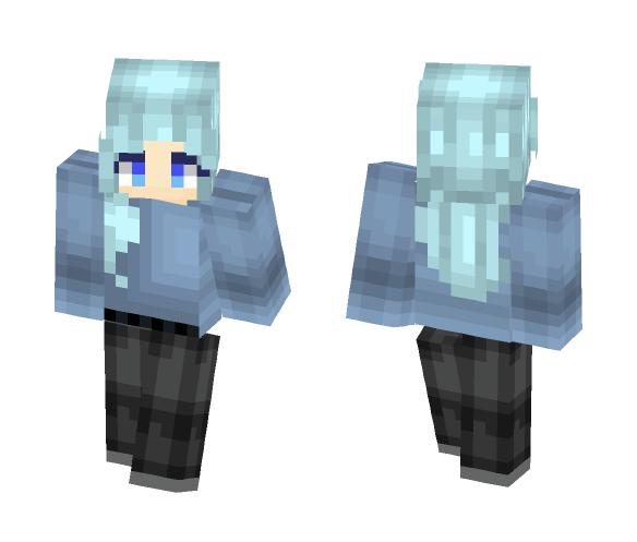 Neptune~Winds - Female Minecraft Skins - image 1
