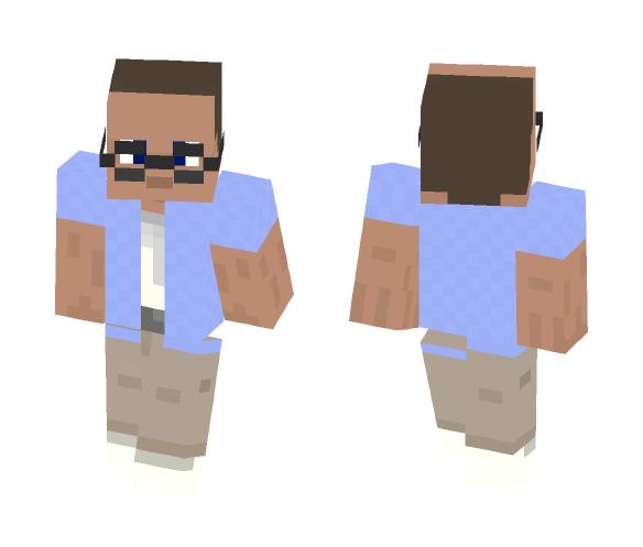 Brad - Male Minecraft Skins - image 1