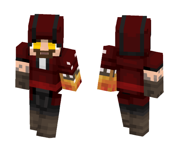 Meh Wizard. Fightmebro - Male Minecraft Skins - image 1
