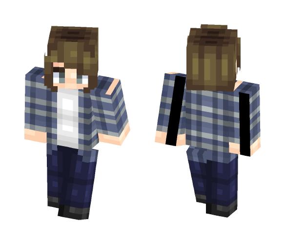 Yes hi - Male Minecraft Skins - image 1