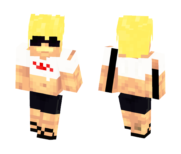 Billy - Male Minecraft Skins - image 1