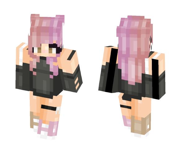 lemoncakes_ ~ Oc Sugarr - Female Minecraft Skins - image 1