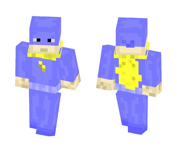 Grey Storm (Cox n Crendor) - Male Minecraft Skins - image 1