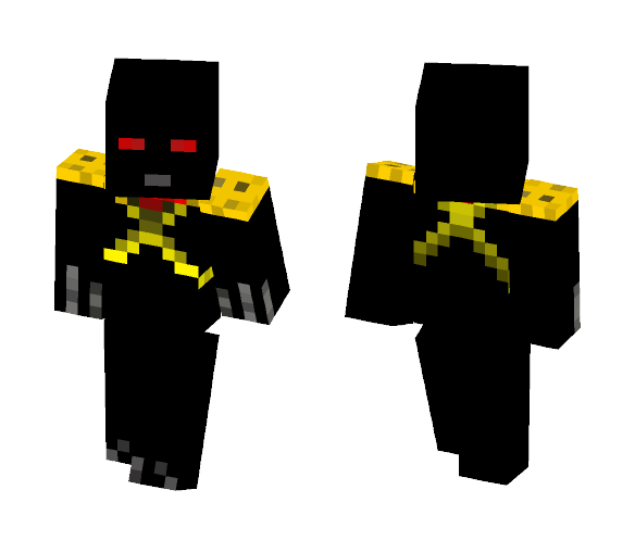 Dark Prince - Male Minecraft Skins - image 1