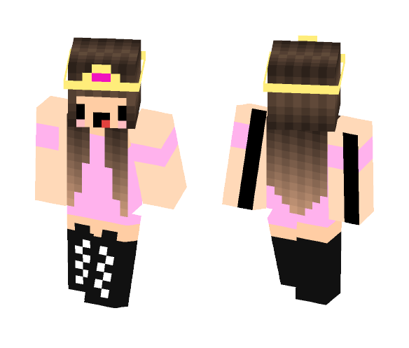 Princess - Female Minecraft Skins - image 1