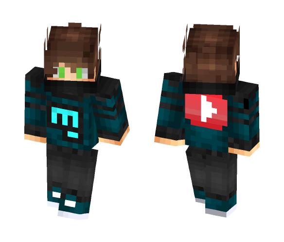 Pewdiepie - Male Minecraft Skins - image 1