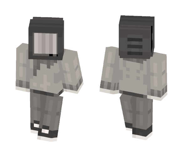 Brainwashed.,.,., - Male Minecraft Skins - image 1