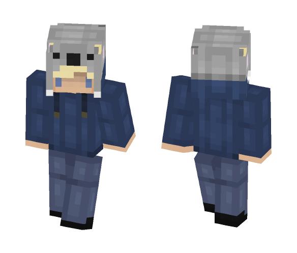Boy in koala hat :D - Male Minecraft Skins - image 1