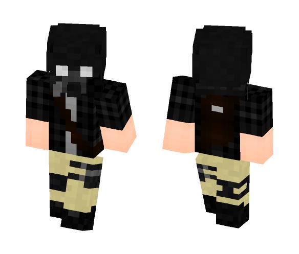 Apocalypse Scavenger - Male Minecraft Skins - image 1
