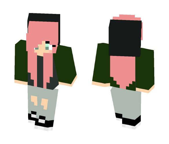 Braxton Guilbert - Female Minecraft Skins - image 1