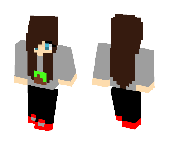 KittyMuffin - Female Minecraft Skins - image 1