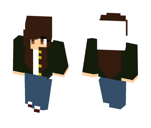 Samm Rochelle - Female Minecraft Skins - image 1