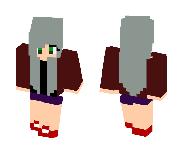 Meghan Marie Hogan - Female Minecraft Skins - image 1