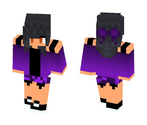 Summer purple - Male Minecraft Skins - image 1