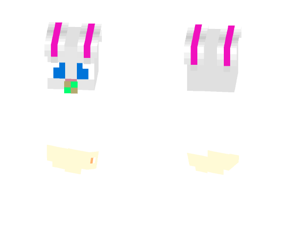 Cute Baby bunny - Other Minecraft Skins - image 1