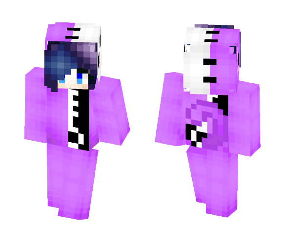 Nako Atsume Costume - Female Minecraft Skins - image 1