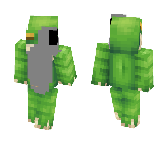 Frog/Alien Skin FroglienYT - Male Minecraft Skins - image 1