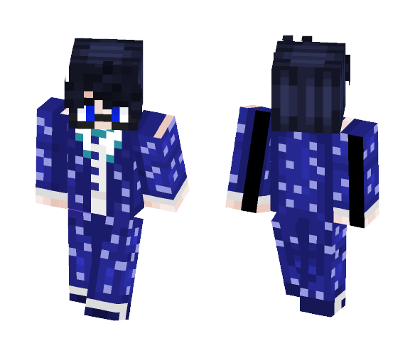 Can I Be Your Gentleman? - Male Minecraft Skins - image 1