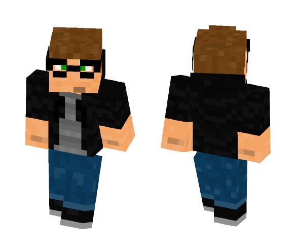 PromptedMoney's Minecraft Skin - Male Minecraft Skins - image 1