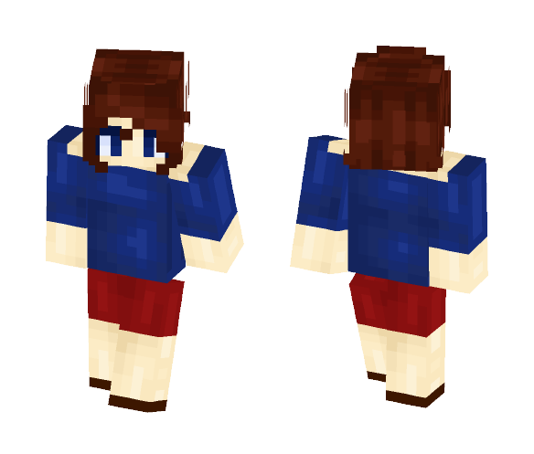 Anna - When Marnie Was There - Female Minecraft Skins - image 1