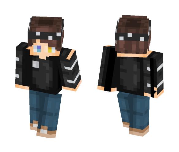 First Skin (Nyfrin) - Male Minecraft Skins - image 1