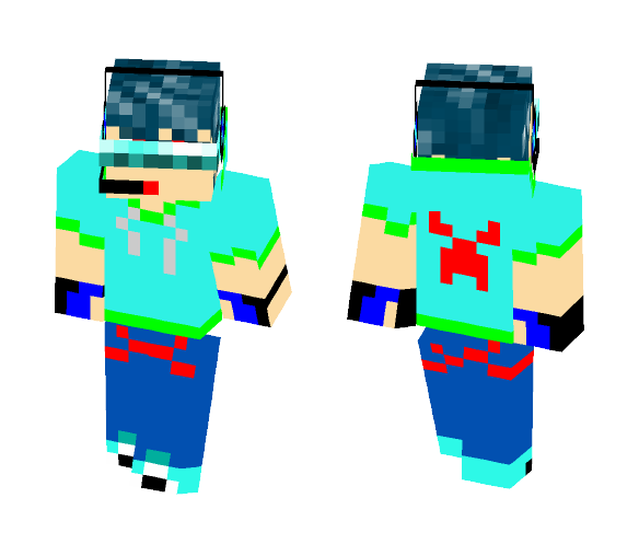 My First Skin - Male Minecraft Skins - image 1