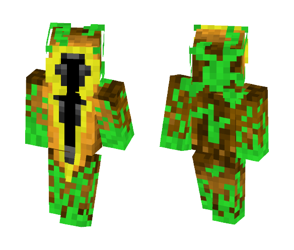 Earth Mage - Male Minecraft Skins - image 1