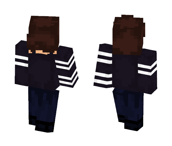 another me irl - Male Minecraft Skins - image 1