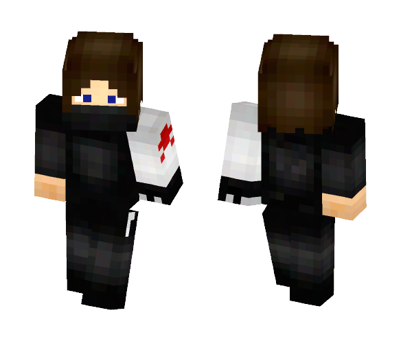 Winter Soldier - Male Minecraft Skins - image 1