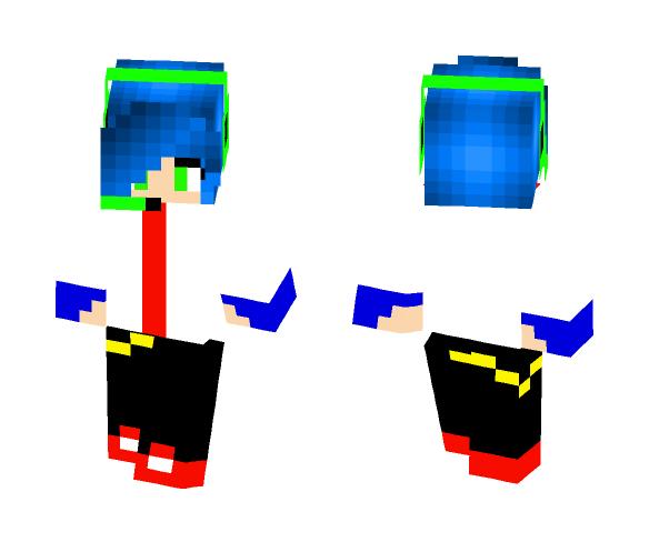 Mariska99 #3 Fixed - Other Minecraft Skins - image 1