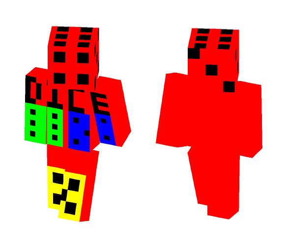 Dice - Male Minecraft Skins - image 1
