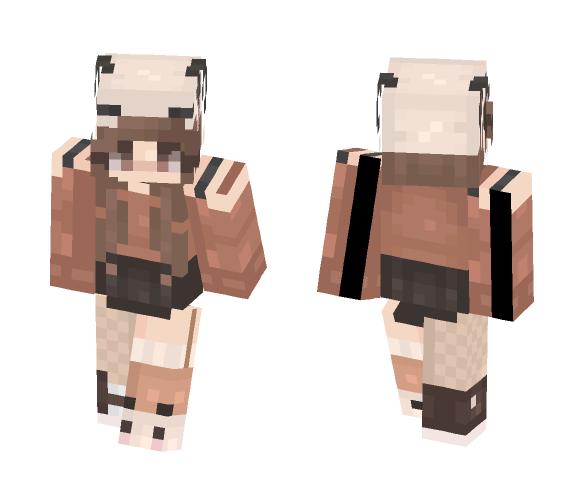 Pandas r nice - Female Minecraft Skins - image 1
