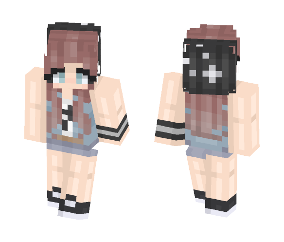 Punk Rock - Female Minecraft Skins - image 1