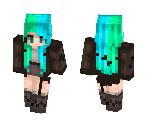 Requests. ;~; - Female Minecraft Skins - image 1