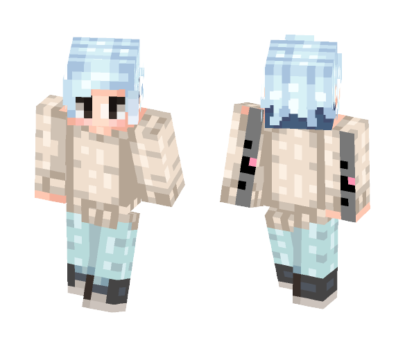 o hi there ol buddy ol pal - Interchangeable Minecraft Skins - image 1