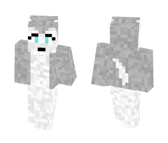 Husky pup - Female Minecraft Skins - image 1
