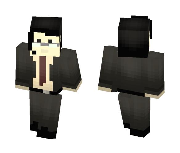 Sallow Jack - Male Minecraft Skins - image 1