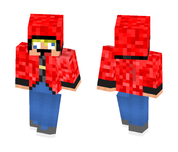 My Best Skin Ever Made - Male Minecraft Skins - image 1