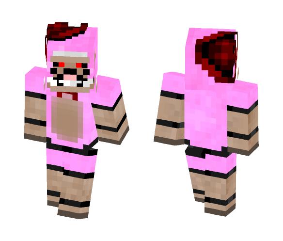 Pink Sheep Animatronic (FNAF) - Interchangeable Minecraft Skins - image 1