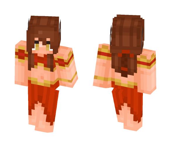 ♈ αяιєѕ ♈ - Female Minecraft Skins - image 1